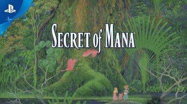 Παρακολουθήστε το launch trailer του Secret of Mana
