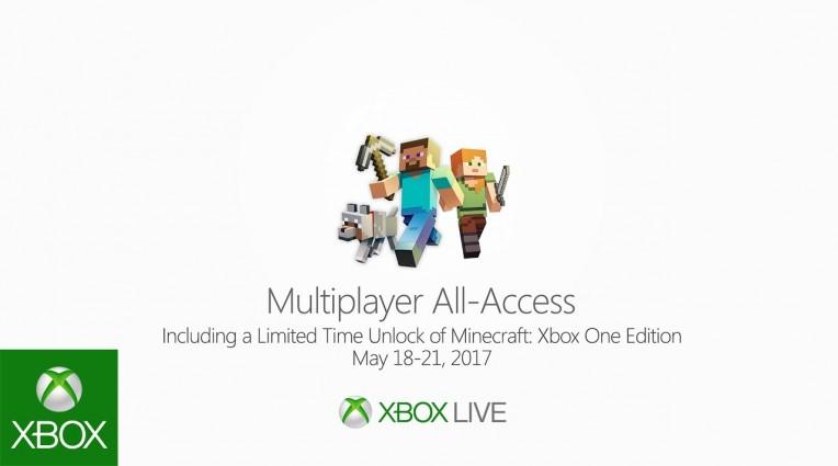 Δωρεάν το multiplayer στο Xbox για το Σαββατοκύριακο