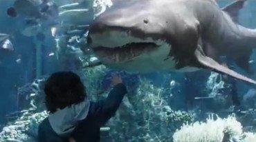 Τηλεοπτικό σποτ για την ταινία Aquaman