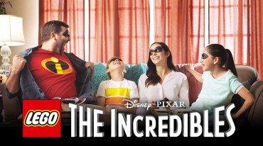 Launch trailer για το Lego: The Incredibles