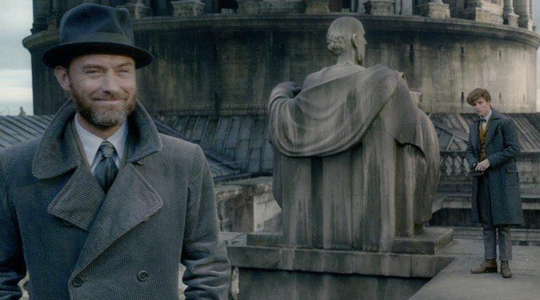 Νέο trailer για το Fantastic Beasts: The Crimes of Grindelwald