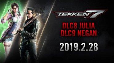 Tekken 7: Negan και Julia προσγειώνονται σύντομα στον τίτλο