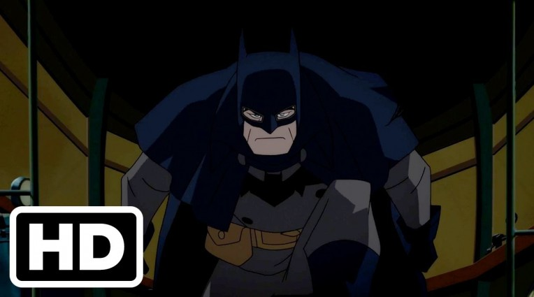 Νέο trailer για το Batman: Gotham by Gaslight