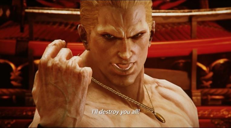 Ο Geese Howard είναι ο νέος χαρακτήρας του Tekken 7