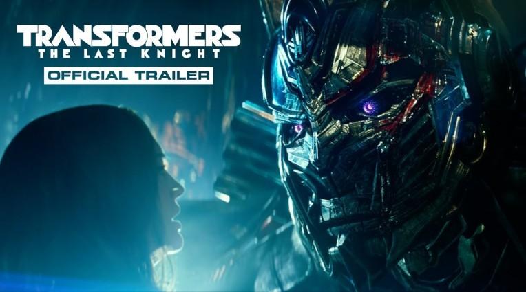 Νέο trailer για το Transformers: The Last Knight
