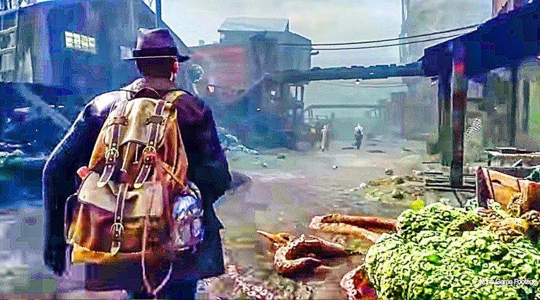 E3 2018: Ημερομηνία κυκλοφορίας για το Sinking City