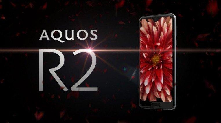 Αποκαλύφθηκε το Sharp AQUOS R2