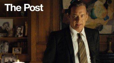 Τηλεοπτικό spot για την ταινία The Post