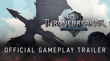 Επίσημο gameplay trailer για το Thronebreaker: The Witcher Tales