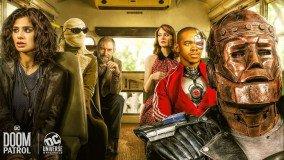Ανακοινώθηκε δεύτερη σεζόν για τη live action σειρά Doom Patrol