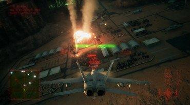 Νέα πλάνα από το Ace Combat 7