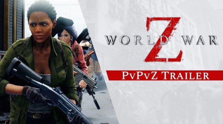 Άνθρωποι εναντίον ανθρώπων εναντίον ζόμπι στο World War Z