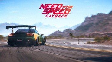 Αλλαγές στο σύστημα προόδου του Need for Speed: Payback