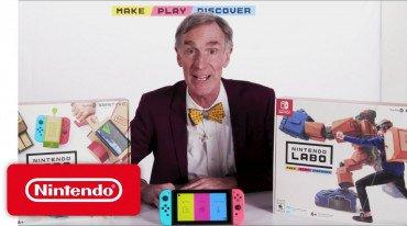 Θα υπάρχουν χαρτόνια αντικατάστασης για το Nintendo Labo