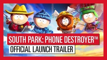 Launch trailer για το South Park: Phone Destroyer