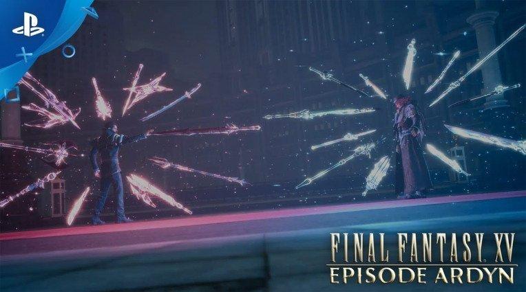 Ημερομηνία για το Episode Ardyn DLC του Final Fantasy XV