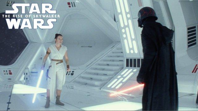 Νέο promo για την ταινία Star Wars: The Rise of Skywalker (trailer)