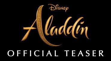 Πρώτο trailer για το live-action remake του Aladdin