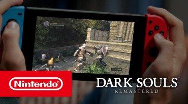 Διασκεδαστικό trailer για το Dark Souls remastered στο Switch