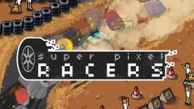 Announcement trailer για το Super Pixel Racers