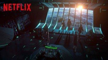 Ανακοίνωση ημερομηνίας της πρεμιέρας του Godzilla Anime