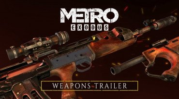 Weapons trailer για το Metro Exodus
