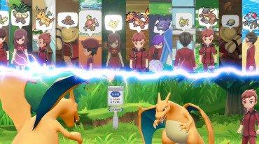 Trailer για τους Master Trainers στα Pokémon Let's Go Eevee και Let's Go Pikachu