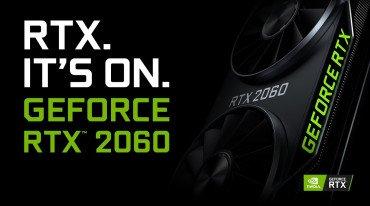 Η Nvidia ανακοίνωσε την RTX 2060