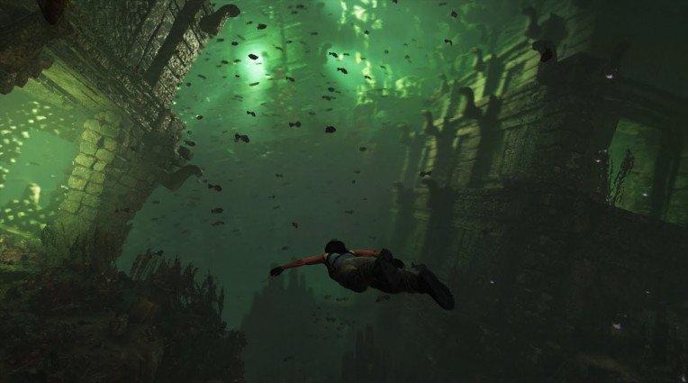 Shadow of the Tomb Raider: Νέο trailer για την υποβρύχια εξερεύνηση