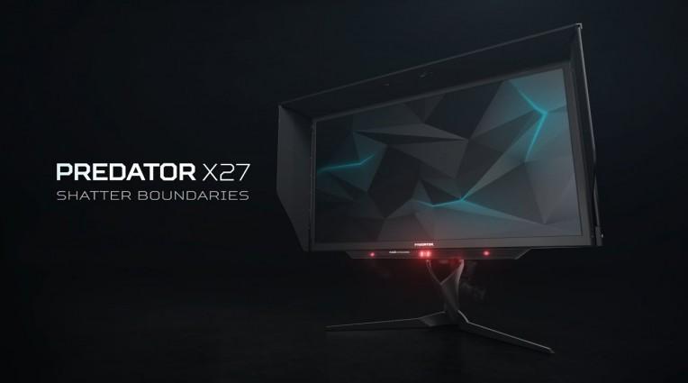 Η Acer καθυστερεί το νέο της 4K 144Hz monitor
