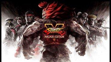 Launch trailer για το Street Fighter V: Arcade Edition