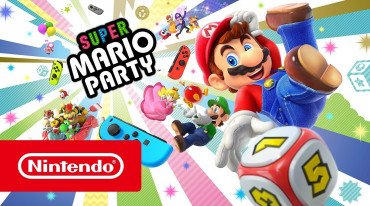 Launch trailer για το Super Mario Party
