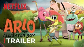 Πρεμιέρα στο Netflix για το Arlo the Alligator Boy (trailer)