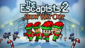 Δωρεάν Χριστουγεννιάτικο update για το The Escapists 2