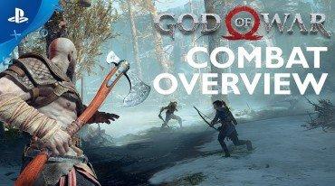 Λεπτομέρειες για το σύστημα μάχης του God of War