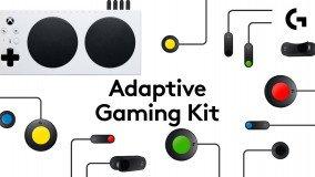 Παρουσιάστηκε το Adaptive Gaming Kit της Logitech (trailer)