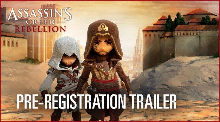 Η Ubisoft ανακοίνωσε το Assassin's Creed Rebellion