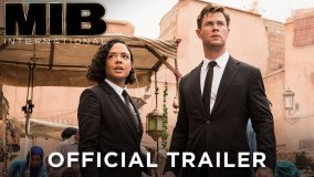 Tessa Thompson και Chris Hemsworth στο νέο trailer για το Men in Black International