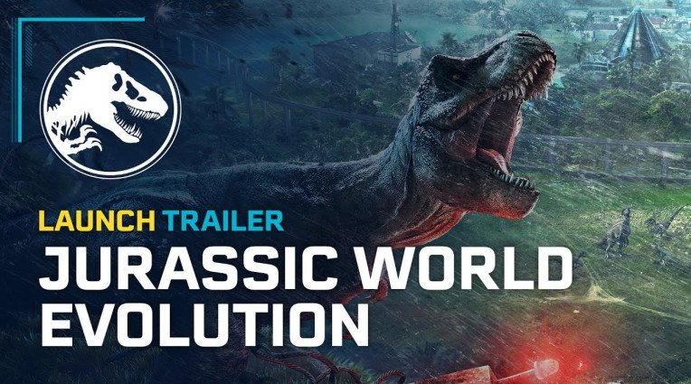 E3 2018: Launch trailer για το Jurassic World Evolution