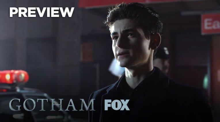 Ανανεώθηκε για πέμπτη σεζόν η σειρά Gotham