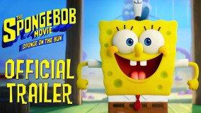 Επιστροφή στο Bikini Bottom με το πρώτο trailer της ταινίας The SpongeBob Movie: Sponge on the Run