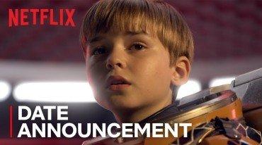 Πρώτο trailer για το reboot της σειράς Lost in Space του Netflix