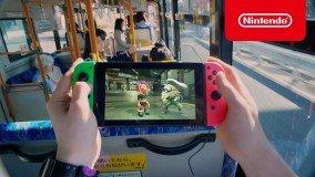 H Nintendo παρουσιάζει το ανοιξιάτικο οπλοστάσιο του Switch