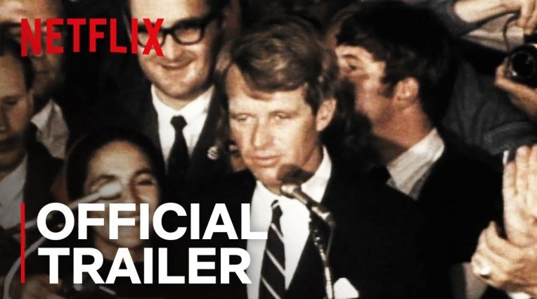 Επίσημο trailer για το ντοκιμαντέρ Bobby Kennedy for President