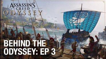 Θαλάσσιες μάχες σε 4Κ στο Assassin's Creed Odyssey