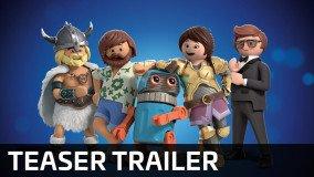 Νέοι κόσμοι στο teaser του Playmobil: The Movie