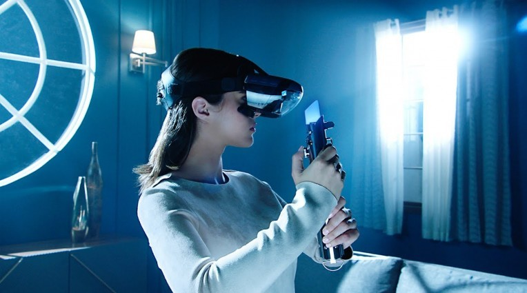Lenovo: Δημιουργία AR headset για παιχνίδια Star Wars
