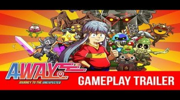 Gameplay trailer για το AWAY: Journey to the Unexpected