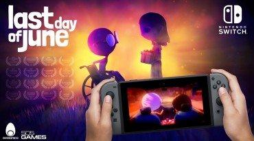 Launch trailer για το Last Day of June στο Switch