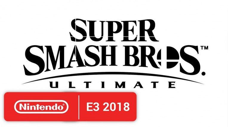 E3 2018: Αποκαλύφθηκε το Super Smash Bros. Ultimate